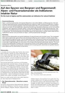 Titelbild des Artikels