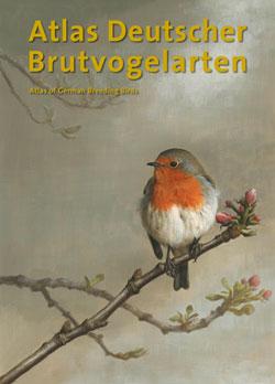 Titelbild des Buches mit einer Zeichnung eines auf einem Ast sitzenden Rotkehlchens.