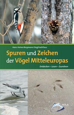 Titelbild des Buches mit mehreren Fotos von Vögeln.