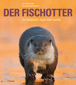Das Titelbild zeigt einen Fischotter, der frontal auf den Betrachter zugeht.