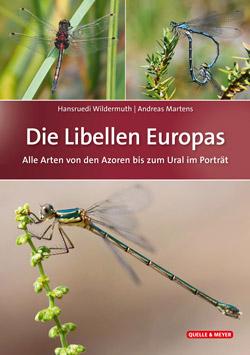 Das Titelbild besteht aus drei Bildern von verschiedenen Libellen.