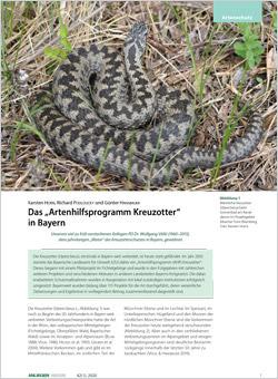 Titelbild des Artikels in ANLiegen Natur.