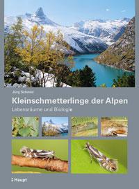 Das Titelbild zeigt im oberen Teil eine Alpenlandschaft und im unteren Teil verschiedene Tiere, die diesen Lebensraum bewohnen.