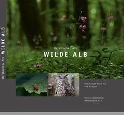 Das Titelbild besteht aus drei Nahaufnahmen von Arten der Hersbrucker Alb.