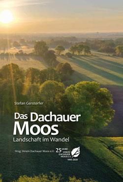 Das Titelbild zeigt eine Luftaufnahme des Dachauer Mooses.